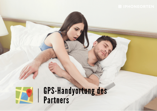 Handyortung des Partners