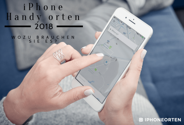 iPhone Handy orten