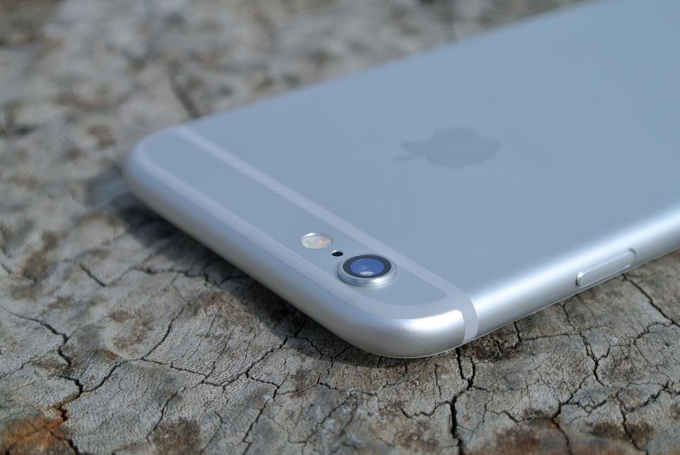 Ausgeschaltetes iPhone