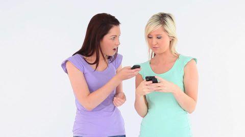 text-sms-gelassenheit-freundin