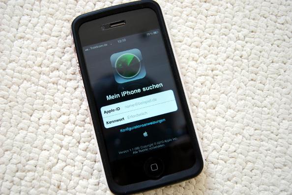 ohne mein iPhone Suchen