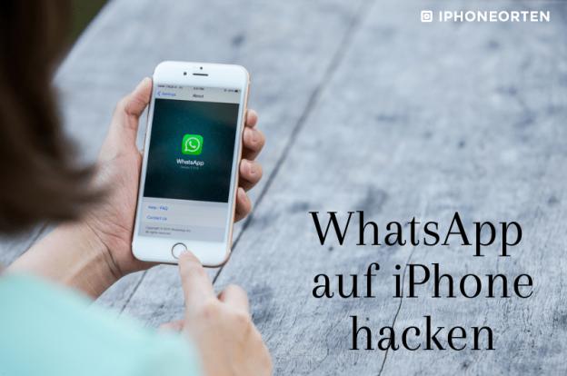 WhatsApp hacken iPhone