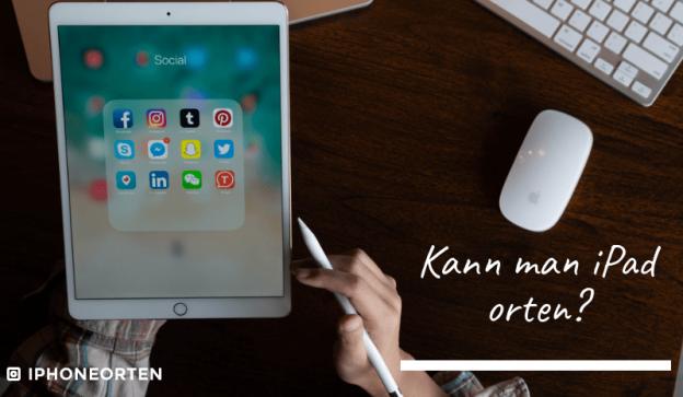 iPad orten
