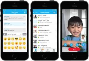 Skype Spionage für iPhone