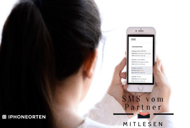 SMS vom Partner mitlesen