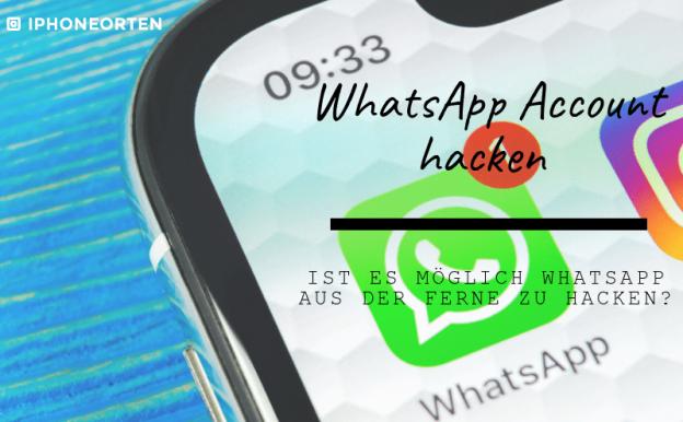 WhatsApp Account hacken