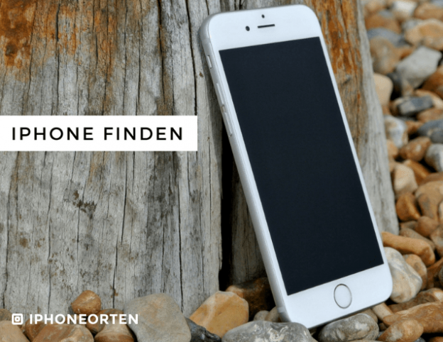 iphone finden