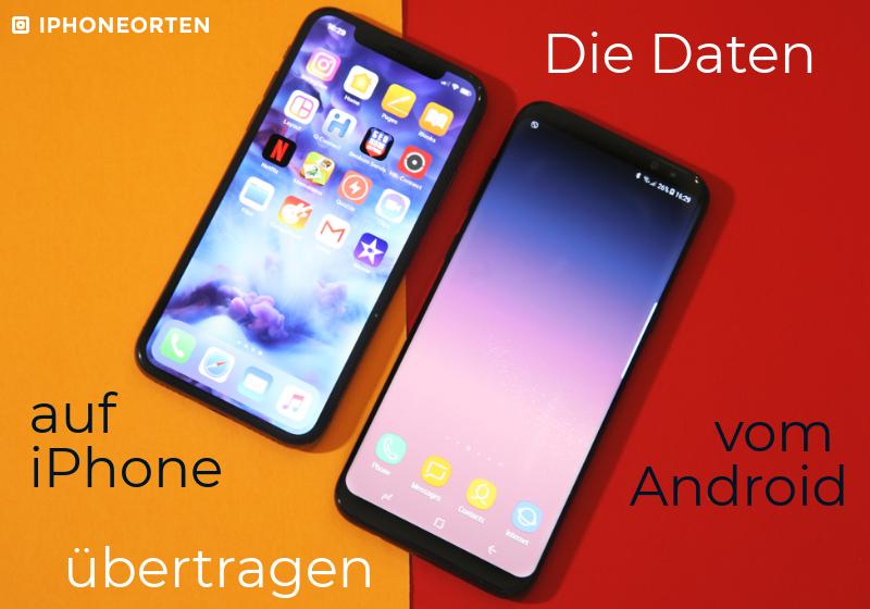 daten von android auf iphone