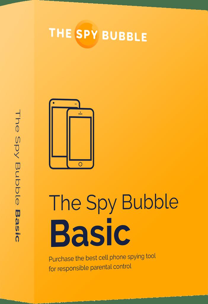 spybubble iPhone orten App