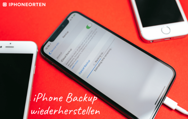 iphone backup wiederherstellen