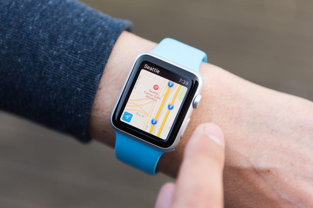 iPhone orten mit Apple watch