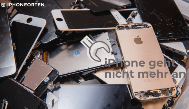 iphone geht nicht mehr an